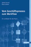 Cover Vom Geschäftsprozess zum Workflow